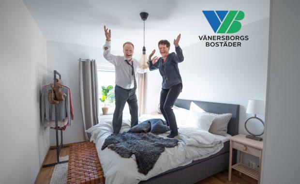 """Vänersborgsbostäder: """"Vi ser fram emot att jobba mer fastighetsspecifikt"""""""